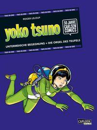 Yoko Tsuno: TWO-IN-ONE - Klickt hier für die große Abbildung zur Rezension