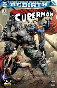 Superman 3 - Klickt hier für die große Abbildung zur Rezension