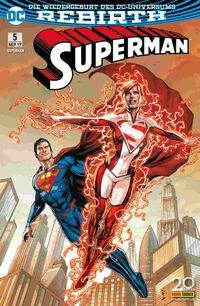 Superman 5 - Klickt hier für die große Abbildung zur Rezension