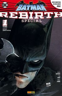 Batman: Rebirth Special - Klickt hier für die große Abbildung zur Rezension