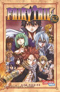 Fairy Tail 52 - Klickt hier für die große Abbildung zur Rezension