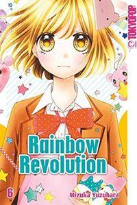 Rainbow Revolution  6 - Klickt hier für die große Abbildung zur Rezension