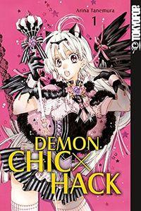 Demon Chick x Hack 1 - Klickt hier für die große Abbildung zur Rezension