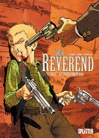 Der Reverend 1: Die Teufel von Nevada - Klickt hier für die große Abbildung zur Rezension