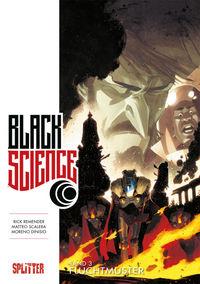 Black Science Band 3: Fluchtmuster - Klickt hier für die große Abbildung zur Rezension