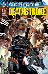 Deathstroke 1 - Klickt hier für die große Abbildung zur Rezension