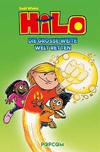 Hilo 02: Die große weite Welt retten - Klickt hier für die große Abbildung zur Rezension