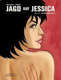 Jagd auf Jessica 2: Schlangennest - Klickt hier für die große Abbildung zur Rezension