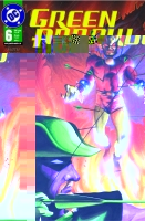 Green Arrow 6 - Klickt hier für die große Abbildung zur Rezension