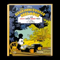 Eine geheimnisvolle Melodie - Oder: Wie Micky seine Minnie traf - Klickt hier für die große Abbildung zur Rezension