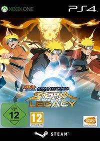Naruto Shippuden: Ultimate Ninja Storm Legacy - Klickt hier für die große Abbildung zur Rezension