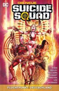Die neue Suicide Squad 4: Fluchtpunkt: Deutschland