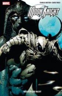 Moon Knight: Wächter der Nacht - Klickt hier für die große Abbildung zur Rezension