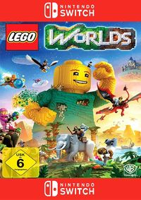 LEGO Worlds Switch Edition