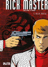 Die neuen Fälle von Rick Master 1: R.I.P., Rick! - Klickt hier für die große Abbildung zur Rezension