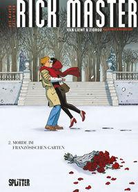 Die neuen Fälle von Rick Master 2: Morde im französischen Garten - Klickt hier für die große Abbildung zur Rezension