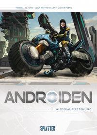 Androiden 1: Wiederauferstehung - Klickt hier für die große Abbildung zur Rezension