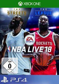 NBA Live 18 - Klickt hier für die große Abbildung zur Rezension
