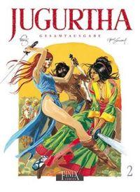 Jugurtha Gesamtausgabe 2 - Klickt hier für die große Abbildung zur Rezension