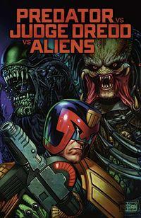 Predator vs Judge Dredd vs Aliens - Klickt hier für die große Abbildung zur Rezension