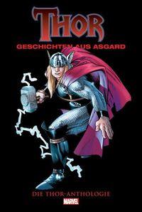 Thor – Geschichten aus Asgard  - Klickt hier für die große Abbildung zur Rezension