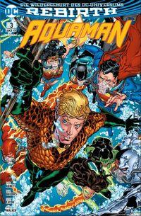 Aquaman 3: Die Flut - Klickt hier für die große Abbildung zur Rezension
