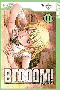 Btooom!  11 - Klickt hier für die große Abbildung zur Rezension