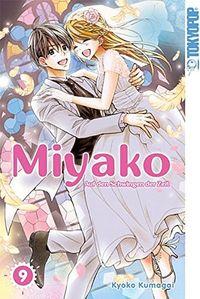 Miyako – Auf den Schwingen der Zeit 9 - Klickt hier für die große Abbildung zur Rezension