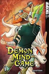 Splashcomics: Demon Mind Game 1