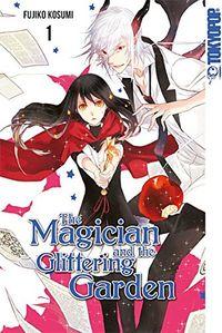 The Magician and the Glittering Garden 1 - Klickt hier für die große Abbildung zur Rezension