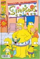 Simpsons Comics 57 - Klickt hier für die große Abbildung zur Rezension