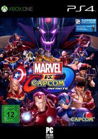 Marvel vs. Capcom Infinite - Klickt hier für die große Abbildung zur Rezension