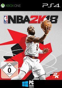 NBA 2K18 - Klickt hier für die große Abbildung zur Rezension