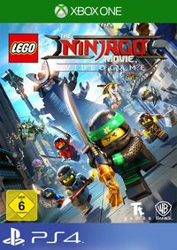 Splashgames: The LEGO Ninjago Movie Videogame