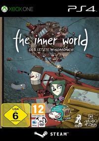 The Inner World - Der letzte Windmönch - Klickt hier für die große Abbildung zur Rezension