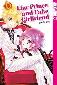 Liar Prince and Fake Girlfriend 1 - Klickt hier für die große Abbildung zur Rezension