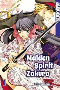 Maiden Spirit Zakuro 1 - Klickt hier für die große Abbildung zur Rezension