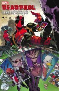 Deadpool: Kriminaltango - Klickt hier für die große Abbildung zur Rezension
