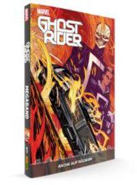 Ghost Rider Megaband 1: Rache auf Rädern - Klickt hier für die große Abbildung zur Rezension