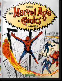 The Marvel Age of Comics 1961 - 1978 - Klickt hier für die große Abbildung zur Rezension