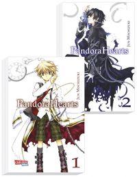 Pandora Hearts Starterpack (Doppelpack) - Klickt hier für die große Abbildung zur Rezension