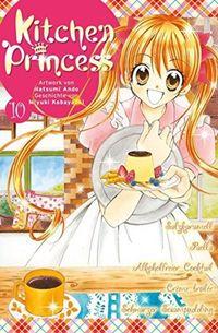 Kitchen Princess 10 - Klickt hier für die große Abbildung zur Rezension