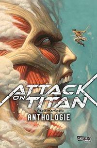 Attack on Titan – Anthologie  - Klickt hier für die große Abbildung zur Rezension