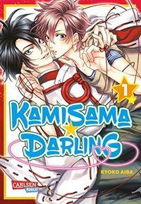 Kamisama Darling 1 - Klickt hier für die große Abbildung zur Rezension