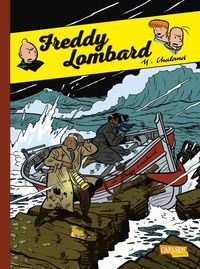 Freddy Lombard Gesamtausgabe - Klickt hier für die große Abbildung zur Rezension