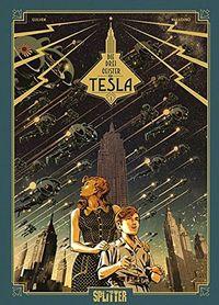 Die Drei Geister von Tesla 1: Das Stokavische Geheimnis - Klickt hier für die große Abbildung zur Rezension