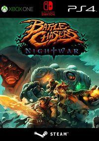 Battle Chasers: Nightwar - Klickt hier für die große Abbildung zur Rezension