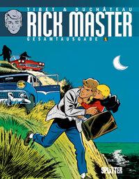 Rick Master Gesamtausgabe 1 - Klickt hier für die große Abbildung zur Rezension