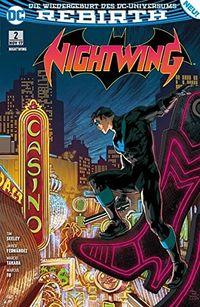 Nightwing (Rebirth) 2: Blüdhaven  - Klickt hier für die große Abbildung zur Rezension