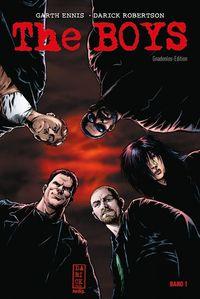 The Boys – Gnadenlos Edition 1 - Klickt hier für die große Abbildung zur Rezension